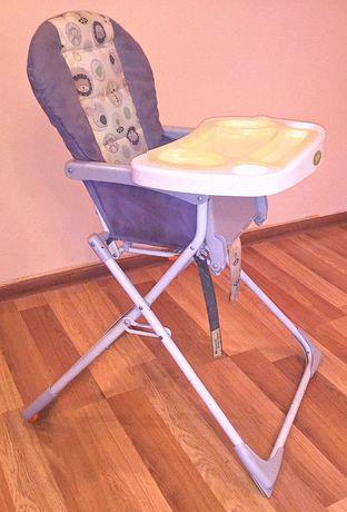 Детский стульчик для кормления от коллекции JUSTIN