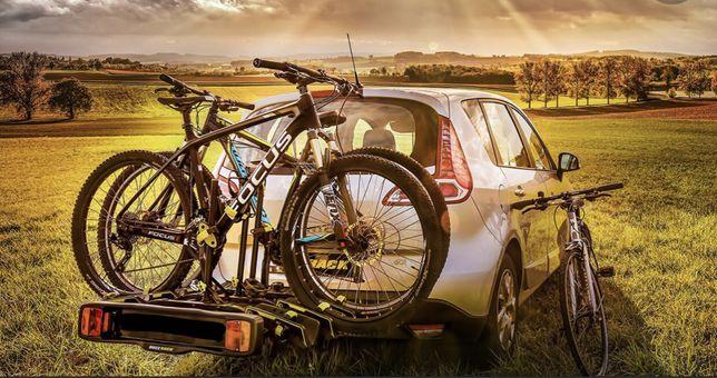 Велокрепление. Крепление для велосипеда на авто