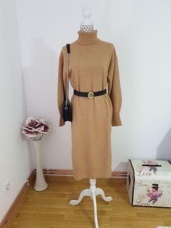 Rochie tricotată H&M (măr.XS)