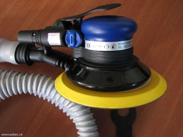 Selfuitor cu excentric pneumatic 150MM.Masina slefuit pneumatica chit