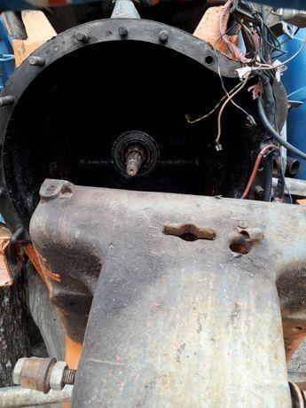 Vand tractor fata motor