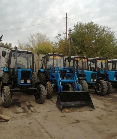 ПРОДАМ трактор мтз-82 срочно есть разные виды...