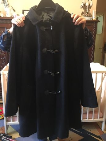 Palton cu gluga dama masura 48