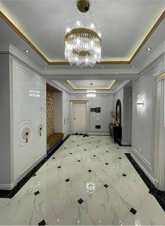 Профессиональный ремонт квартир Под ключ  Левкас, обой, эмульсия,