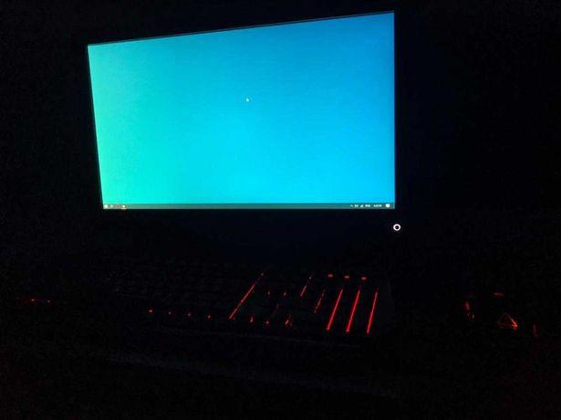 Игровой компьютер GTX 1050