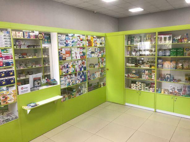 Витрины, стеллажи, аптеки, островки на заказ в Алматы