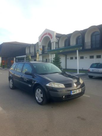 Dezmembram Renault Megane 2 an 2006 motor 1.9 DCI 96 KW euro 4 !