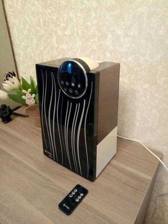 Увлажнитель воздуха и очиститель с ионизатором