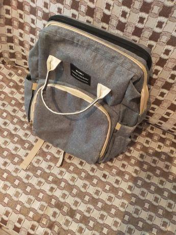 Продам рюкзак для мамочек