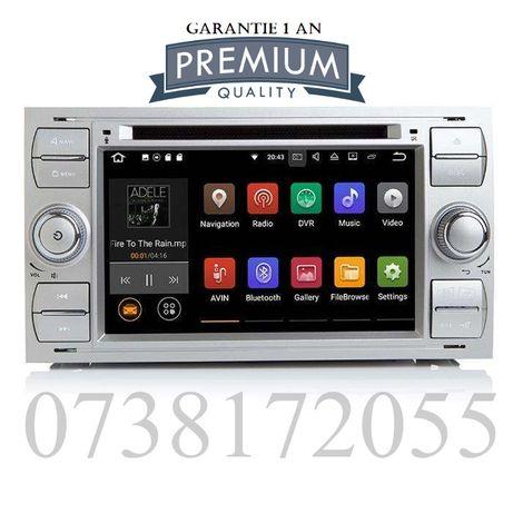 Navigatie Android Ford Focus Mondeo Fiesta Kuga Tranzit GPS DVD MP3