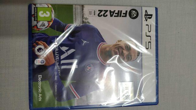 FIFA 22 PS5 sigilat