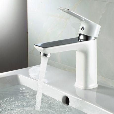 Намаление! Дизайнерски луксозен смесител за баня и кухня, Чешма мивка