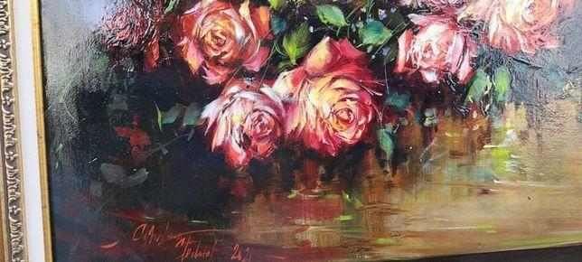 Tablou Trandafiri  Ciprian Stratulat