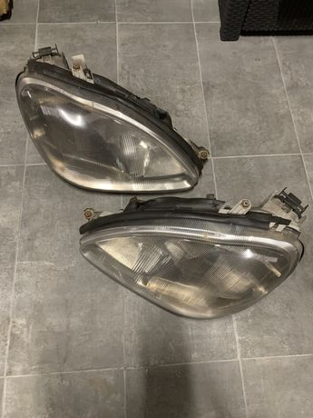 Set faruri far Xenon Mercedes w220 s class 1999-2002