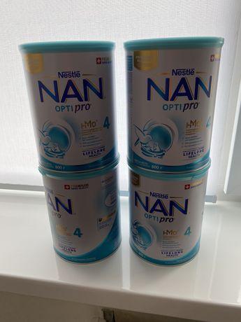 Смесь Nan 4