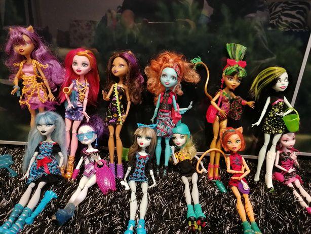 Păpuși Monster High originale cu accesorii