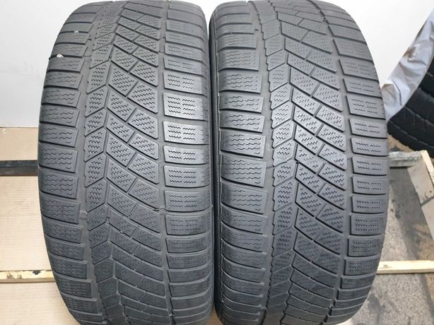 Anvelope Second Hand Continental Iarna-225/45 R17 94V,in stoc R18/19