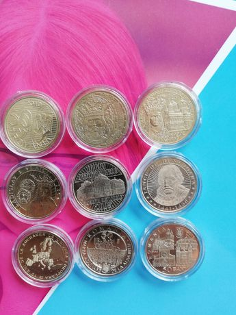 Monede comemorative