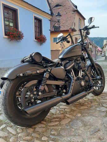 Vind Harley Davidson xl883n iron