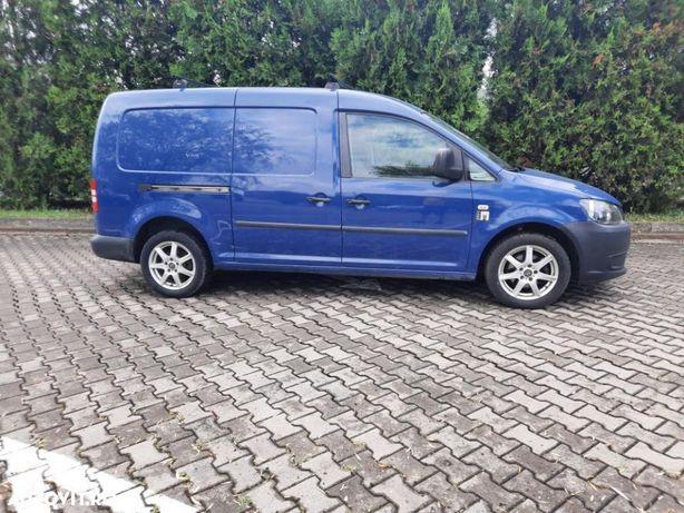 Volkswagen Caddy Euro 5 Benzina si Gaz Maxii Lung