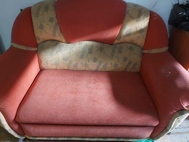Продам уголок 2 дивана и кресло