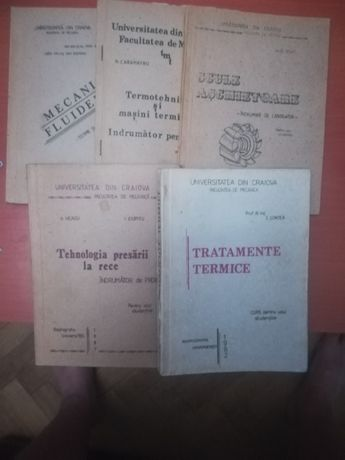 Set cursuri Facult de Mec. Craiova