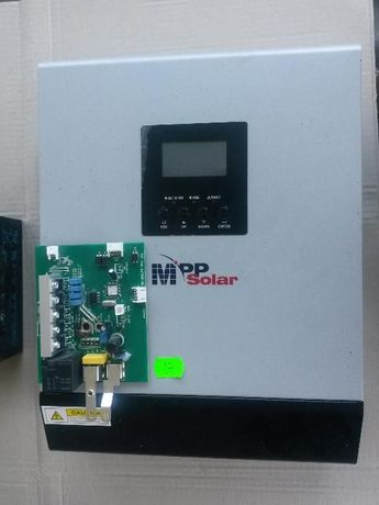 Invertor solar MPP 3000 VA, 2400 W + piese schimb