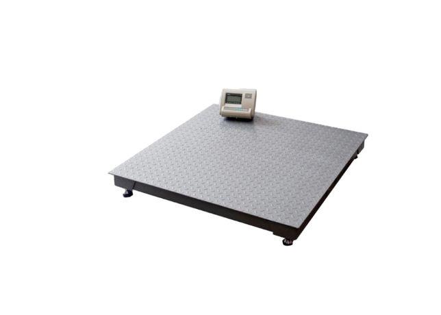 Cantar 3 tone 3000kg cu platforma 100x100 cm