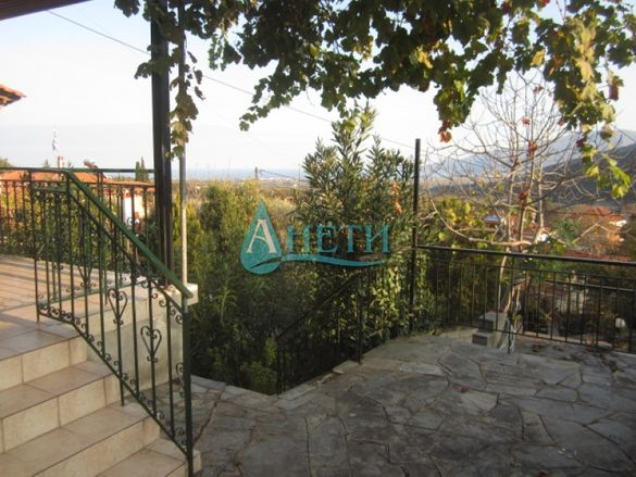 Къща в курортно селище Стара Врасна, Гърция възхитителен морски изглед гр. София - image 12