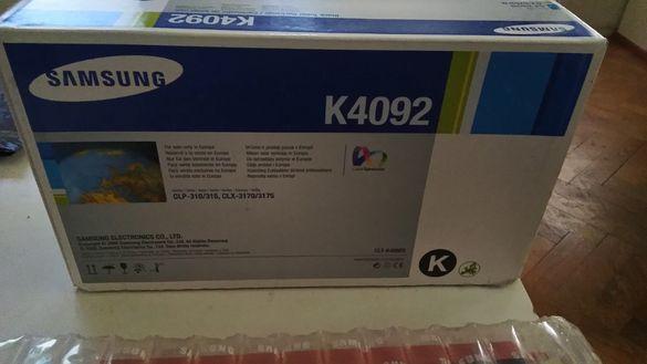 черен тонер за лазерен принтер самсунг