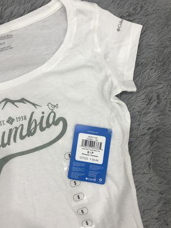 Новая женская футболка Columbia