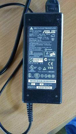 от нутбука ASUS зарядное устройство адаптер зарядка блок питания на к