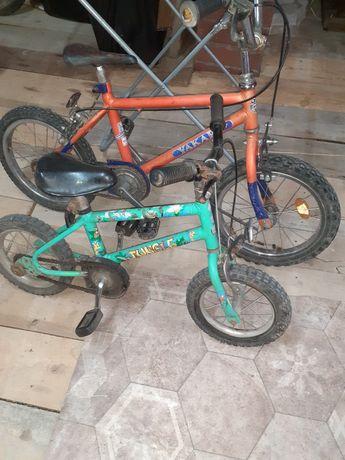 Vănd 2 buc de biciclete pt copii!