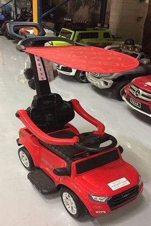 Masinuta electrica pentru copii, cu 3 functii Ford Ranger 35W #RED