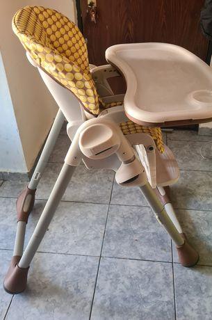 Scaun masa bebeluș