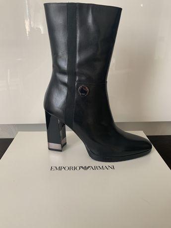 Боти Emporio Armani