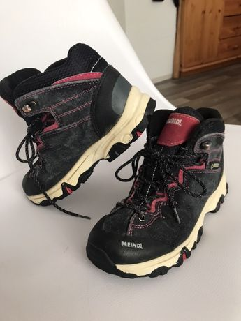 Ghete hiking, iarna, Meindl, marime 31
