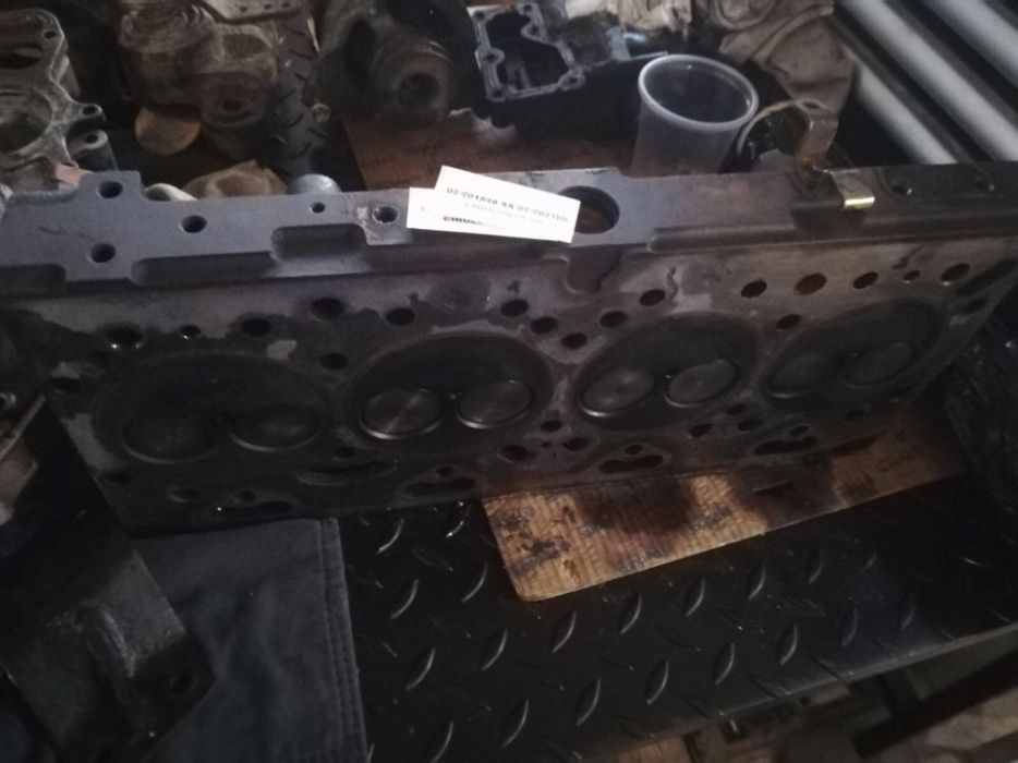 Chiuloasa motor Perkins AK Floresti - imagine 1