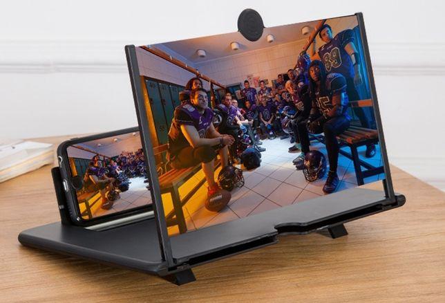 3D экран,  12дюм