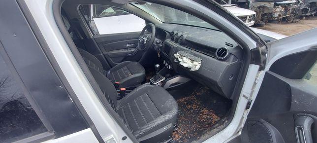 Interior scaune Banchete Dacia Duster 2020 încălzite.