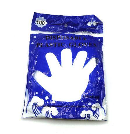 Ръкавици еднократни пакет 100бр