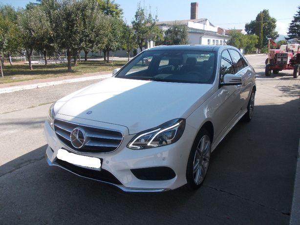 Mercedes BENZ E 250 CDI 4 Matic AMG interior/exterior,distronic plus