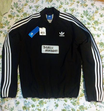 Jacheta Adidas Originals Superstar Track Top 2.0 Black BQ9868