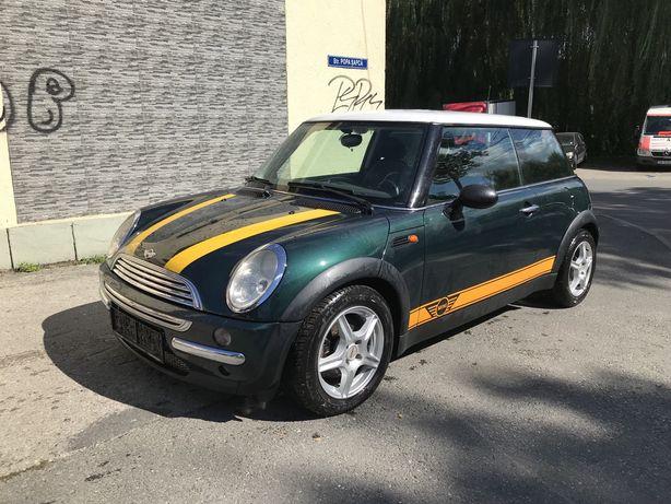 Mini Cooper, 2004, 1.6 benzină, clima