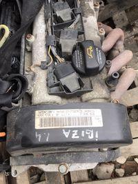 Motor 1.4 16 valve benzina BKY vw polo vw audi a2 seat Ibiza Fabia