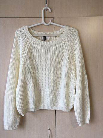 h&m, пуловер нов!