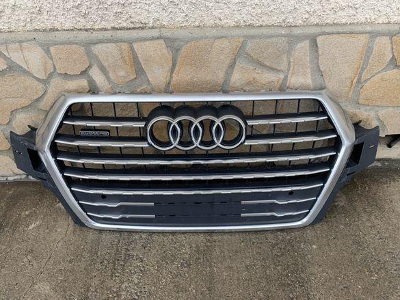 Решетка за Audi Q7
