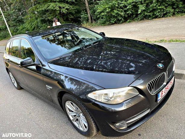 BMW Seria 5 525 XD 211cp xDrive Head up/Piele/Navigație Mare
