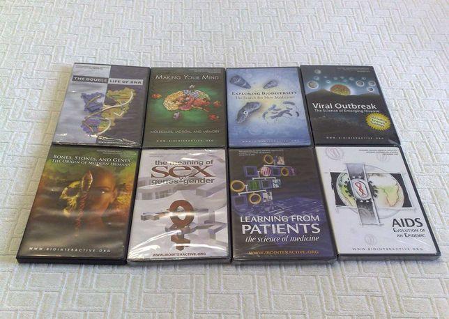 Медицинские образовательные диски на английском