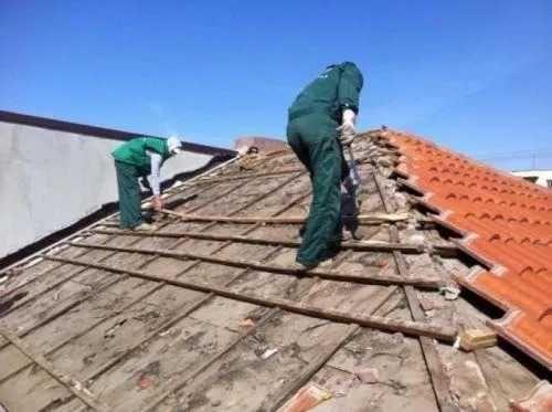 Reparam, executam sau montam tigla pe acoperisuri